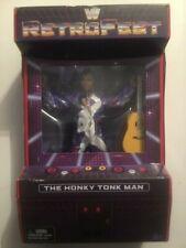 2018 Wwf Wwe Mattel Elite Retrofest Honky Tonk Homme Gamestop Figurine Exclusive