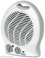 termoventilatore Eolo Dpe 2000 watts termostato 2 posizioni regolazione potenza
