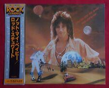 ROD STEWART 1978 JAPAN OH! NO NOT MY BABY LP+OBI