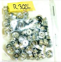 LKW Felgen Silber Chrom 100 Stück H0 1:87 tuning  R302L  LL2   å *