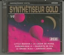 Synthesizer Gold - Synthetiseur Gold  -2 CDs Arcade 1994