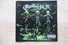 CYPRESS HILL autographes signed cd livret