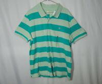 NWT Timberland Short Sleeve Casual Polo Dress Shirt Extra Large XL Mens Clothing