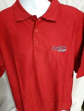 Extenze Racing Kevin Conway Team Issue Lrg Shirt NASCAR Front Row Motorsports 37