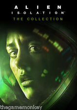 ALIEN ISOLATION COLLECTION [PC/Mac/Linux] Steam key