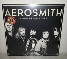 2 LP AEROSMITH - A BRAND NEW SONG AND DANCE - COLOURED