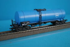 Marklin 4752 DB Four Axled Tanker Car ARAL Blue