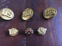 World War II USA pins/Very Good Condition