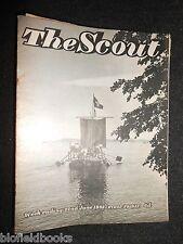Vintage Boy Scout Association Magazine: The Scout - 22nd June 1963, Baden Powell