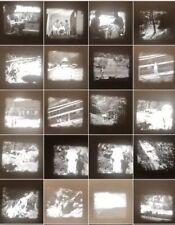 16mm Privatfilm um 1930 Auto Ausflug Camping Familie  #5