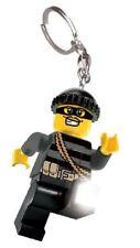 Lego City Mastermind LED Key Light Keychain