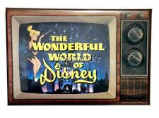 "Vintage The Wonderful World of Disney TV Fridge MAGNET 2"" x 3"" ART NOSTALGIC"
