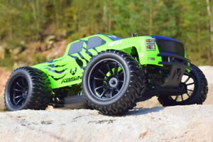 Absima 12224 Monster Truck AMT3.4 4WD Ready To Run 1:10 FAST RTR Hobby RC Car