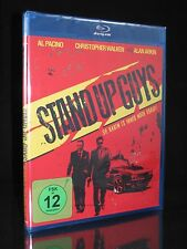 Blu-ray stand up guys Christopher Walken + al pacino + alan arkin Action-comedia