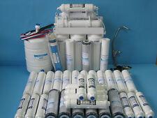 6 Stufen Umkehrosmose Anlage Wasserfilter+3Jahre Ersatzfilter