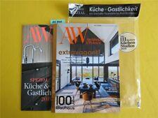 AW Architektur & Wohnen 2 / 2019 + Küche und Gastlichkeit - Neu