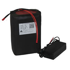 48V 20AH Lithium ion Battery Pack Power for 1000W Ebike Motor with Charger + BMS