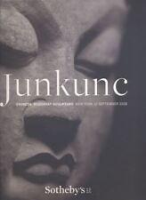Sotheby's Catalogue JUNKUNC Chinese Buddhist Sculpture 2018 HB