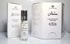 Sultan  6ml by Al Rehab Best Seller Perfume/Attar (6 X 6ml)