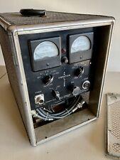 Vintage Ird International Research Amp Development Vibration Analyzer No 652