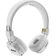 Marshall Major II Collapsible Wireless Bluetooth Headphones - White