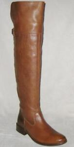 NEW Frye SHIRLEY Grain Leather OVER THE KNEE Boots Women 7 Fits 7.5 - 8 MSRP$498
