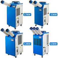 VEVOR Industrial Air Conditioner,Air Conditioner, 2700/3500/5400/6500W Air Duct