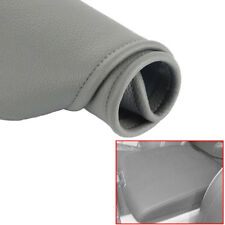 Armrest Center Console Leather Synthetic Cover for Dodge Ram 02-08 Taupe Gray