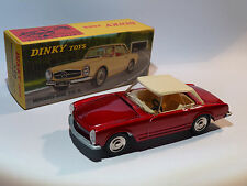Mercedes Benz 230 Sl - Ref 516 to the / Of 1/43 Of DINKY Toys Atlas