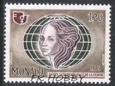 Monaco 1975 Mi 1181 ** Year of Women Rok Kobiet