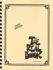 The Real Book Volume 1 C Instruments Sixth Edition Sheet Music Book