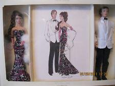 45th Anniv. Barbie &Ken doll gift set Nrfb, Mint