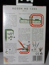 BUSCH 1205 120 KIT ROSES TO MAKE UP  NEW OO HO GAUGE
