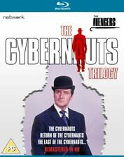The Avengers: The Cybernauts Trilogy  Blu-ray NEW/SEALED
