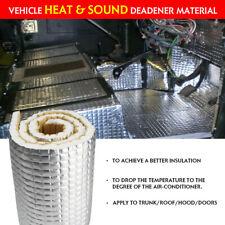24x39 Car Floor Firewall Roof Trunk Sound Deadener Heat Shield Insulation Fits 2012 Toyota Corolla