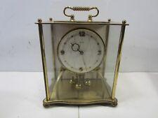 Mid Century Kundo German Mantel Clock
