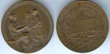 Médaille de table - Instruction primaire éducation nationale 1897/98 BOCCARD
