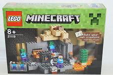 Lego 21119 Minecraft  Das Verlies mit Steve und 2 Zombies