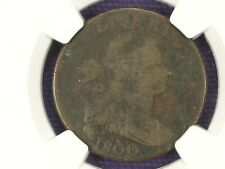 1800 Good  details S-197 Draped Bust Large Cent NGC