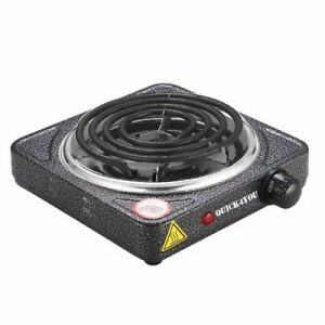 Charcoal Electric Burner 1500W for Coal Charcoal Starter Coals Coconutshell Gray