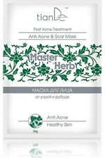 TIANDE MASTER HERB ANTI ACNE & SCARS CLEANSING MASK, 1 PC