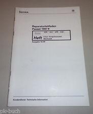 Werkstatthandbuch VW Passat 6 Zylinder Einspritz Motor / Mechanik 03/1999