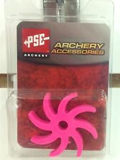 NEW PSE ARCHERY PINK COLORED CABLE ROD DAMPNER FOR PSE BOW