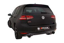 REMUS Sportauspuff Endschalldämpfer VW Golf 7 VII GTI (ER70CS)