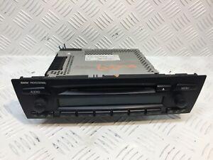 G47_BMW 118 2005 CD PLAYER PROFESSIONAL RADIO HEAD UNIT / 65.12-6957351