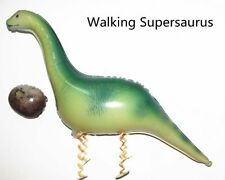 DINOSAUR WALKING PET FOIL BALLOON Dinosaur Party Supplies Decorations