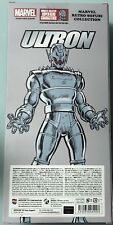 "ULTRON MEDICOM SOFUBI COLLECTION  RETRO 10"" TALL VINYL FIGURE"