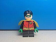 New Genuine LEGO Robin Minifigure DC Super Heroes 76013