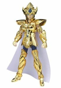 Bandai Saint Seiya Myth Gold Cloth Leo Aioria Aiolia Action Figure Japan