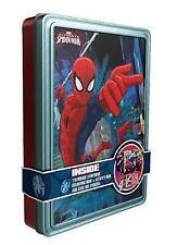Marvel Ultimate Spider-Man Happy Tin by Parragon Books Ltd (Mixed media product, 2017)
